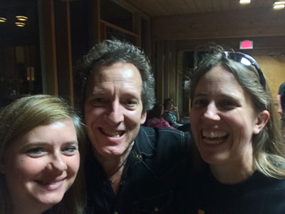 Opening for Randy Stonehill April 2015