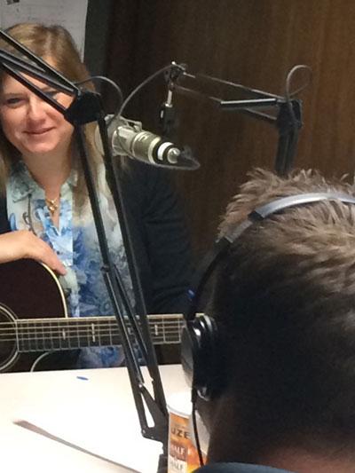 On tour summer 2015 radio interview